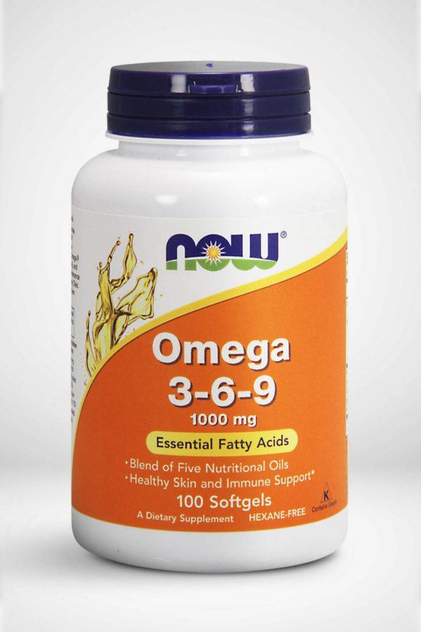 Omega 369 vitamíny Nakupujzdravo